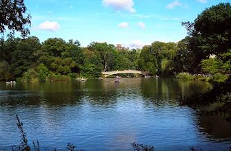 Photo: Bow Bridge, Central Park Lake