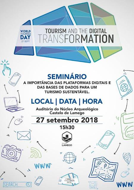 Lamego promove seminário dedicado ao turismo