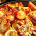 Colony Buffet at The Ritz-Carlton - grilled lobsters, fresh oysters & many more