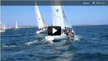 J/24 sailing Australian nationals