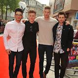 OIC - ENTSIMAGES.COM - Polar Collective at the UK premiere of Up All Night at at Vue Leicester Square London 10th May 2015  Photo Mobis Photos/OIC 0203 174 1069