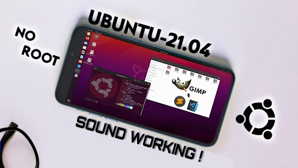 How to Install Ubuntu Hippo on Android Without ROOTING !!!
