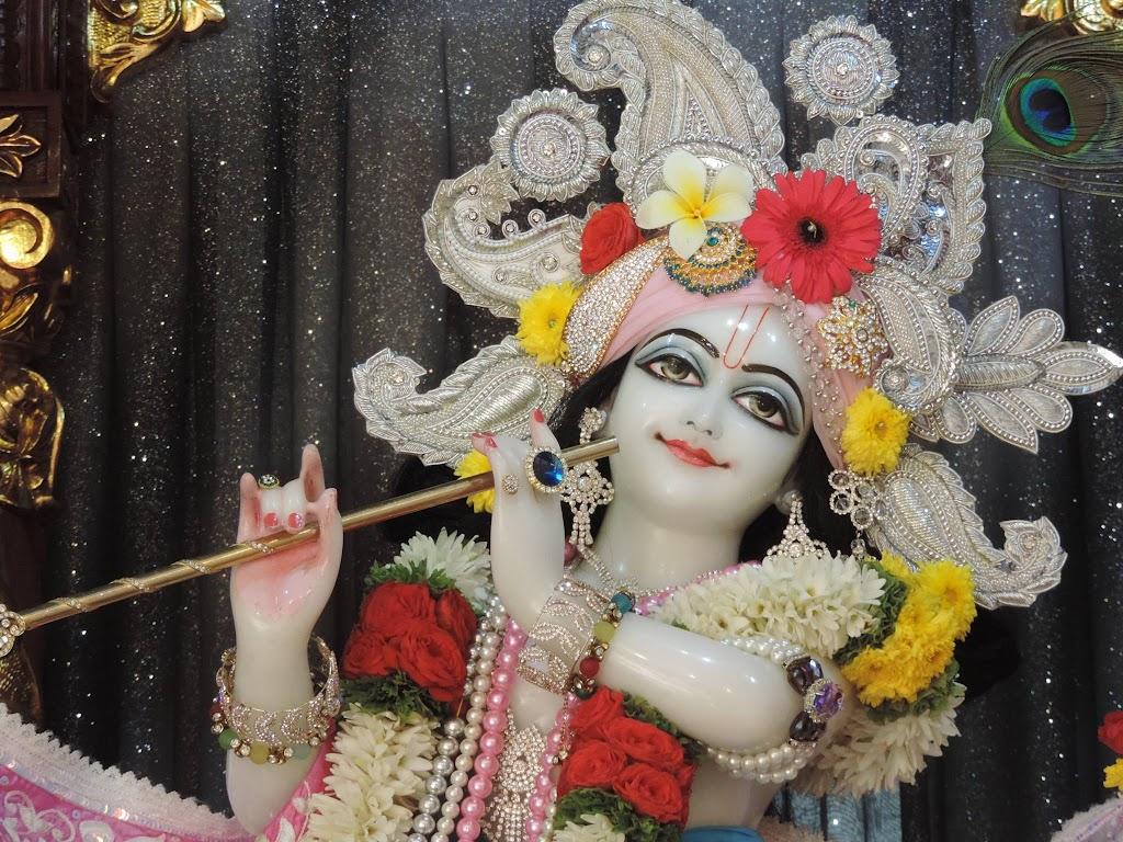 ISKCON Bangalore Deity Darshan 4 Jan 2016  (4)