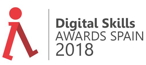 Premio al Mejor proyecto de Competencias Digitales para todos, 2018