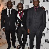OIC - ENTSIMAGES.COM - Chris Ingram, Ashley Ingram and David Ingram at the  BMI London  Awards 2015 in London  19th October 2015 Photo Mobis Photos/OIC 0203 174 1069