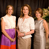 Queen Noor Visits Dallas
