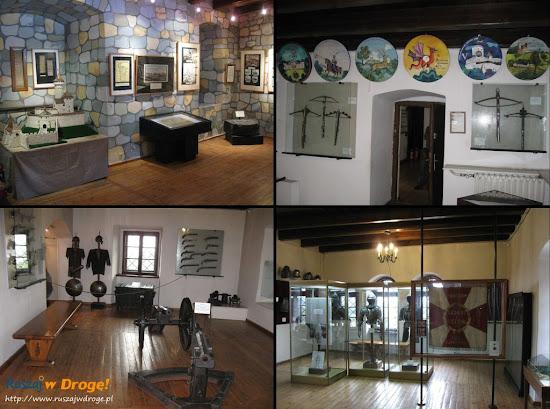 muzeum zamku w Będzinie