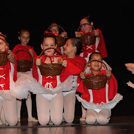 Clausura curso Escuela de Ballet de Montijo