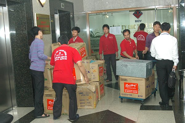 Thành Hưng là công ty chuyển nhà có thương hiệu tại TPHCM