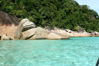 Pulau Perhentians, encore des photos!