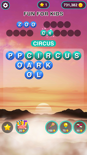 Star of Words - Word Stack modavailable screenshots 2