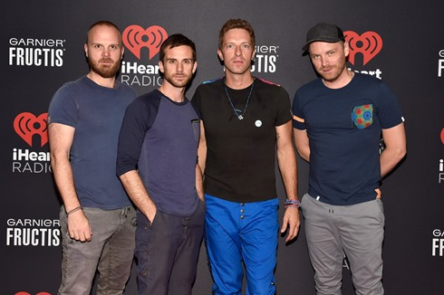 coldplay-iHeartRadio Music Festival 2015