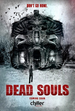 Filme Poster Dead Souls DVDRip XviD & RMVB Legendado