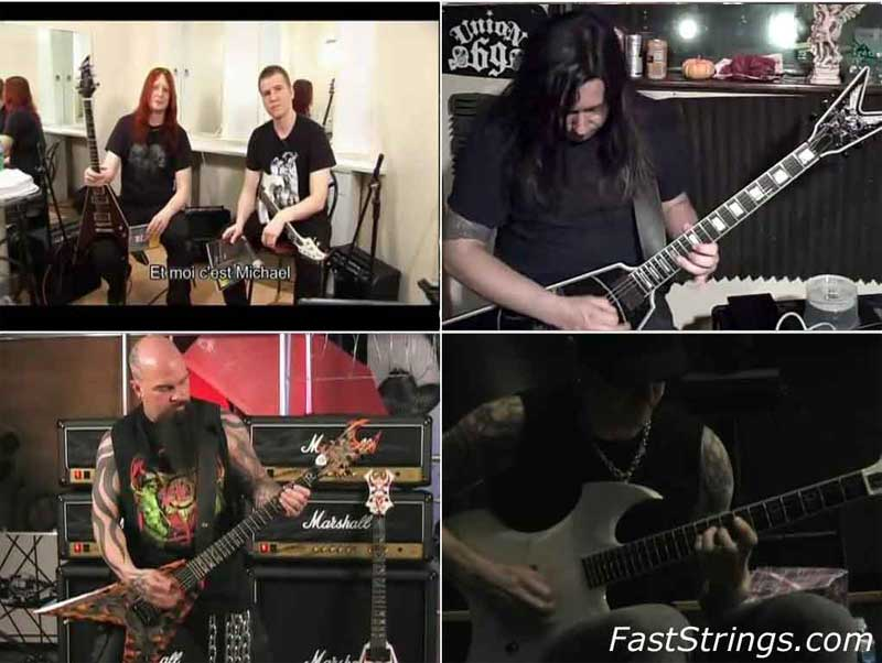 Guitar Lessons - Genre: Heavy Metal