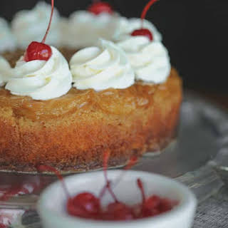 Fresh Pineapple Cake Recipes.