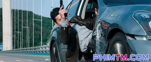 Sởn da gà với loạt cảnh phim không dùng đóng thế của diễn viên Hàn Quốc - Ảnh 8.
