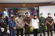 Sertijab Kajari Indramayu, Denny Achmad gantikan Douglas P. Nainggolan