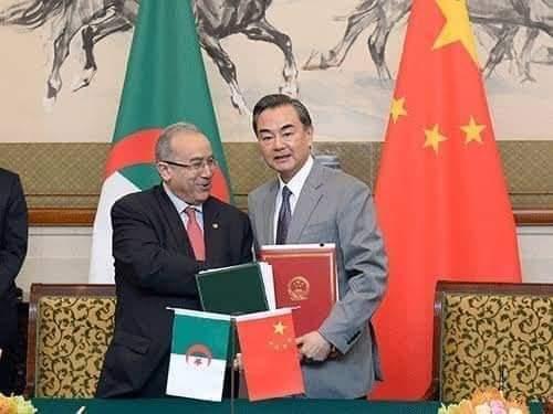 Cancillería de China: La amistad entre Argel y Pekín se mantiene firme ante los cambios y crisis internacionales.