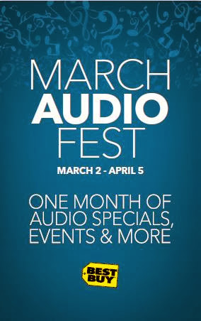 Look for JBL Flip Portable Speakers During March Audio Fest at Best Buy #AudioFest