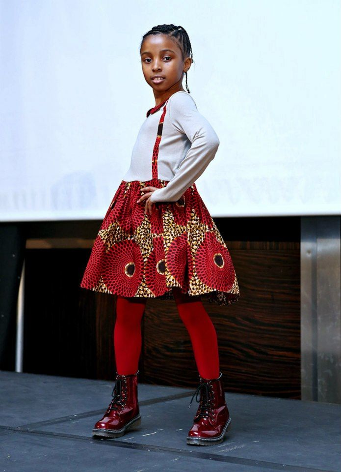 African Dress Styles For Kids How Make Your child LookSpectacular 4