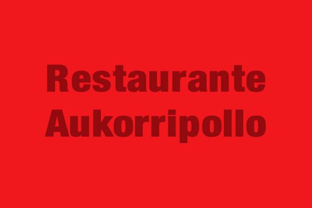 Restaurante Aukorripollo es Partner de la Alianza Tarjeta al 10% Efectiva