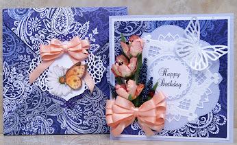 Tulip Card
