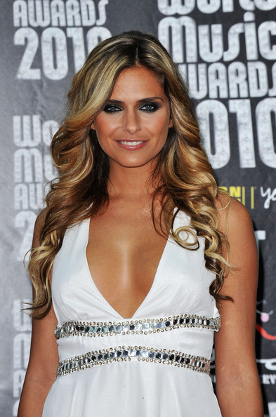 Clara Morgane World Music Awards 2010 Arrivals 2, Clara Morgane