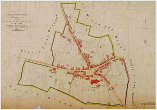 Photo: 1824 Princenhage op kadastraal minuutplan