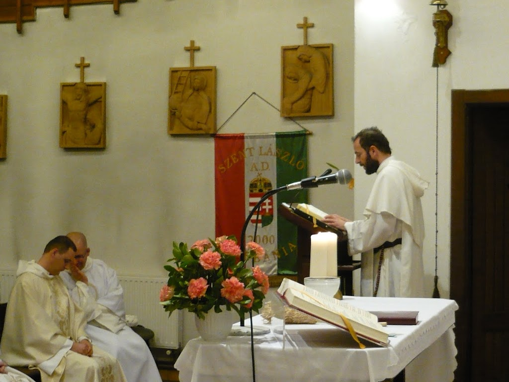 József testvér fogadalomtétele, 2011.09.24., Debrecen - P1010833.JPG