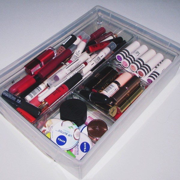 Lip Products Drawer