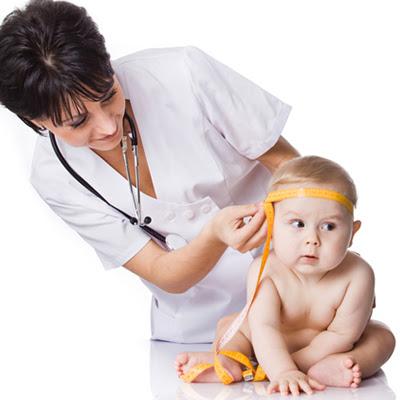 Kepala Bayi Membesar Karena Kelebihan Cairan
