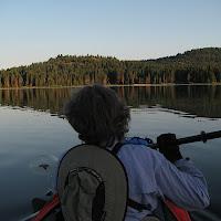 Hyatt Lake Kayaking Fun
