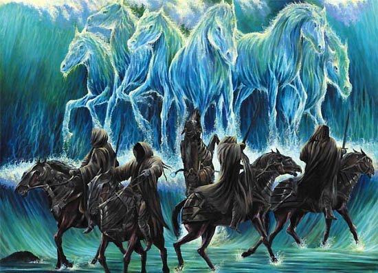 Elronds Flood, Magic Animals 1