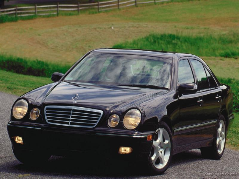2002 mercedes benz e class sedan specifications pictures prices. Black Bedroom Furniture Sets. Home Design Ideas