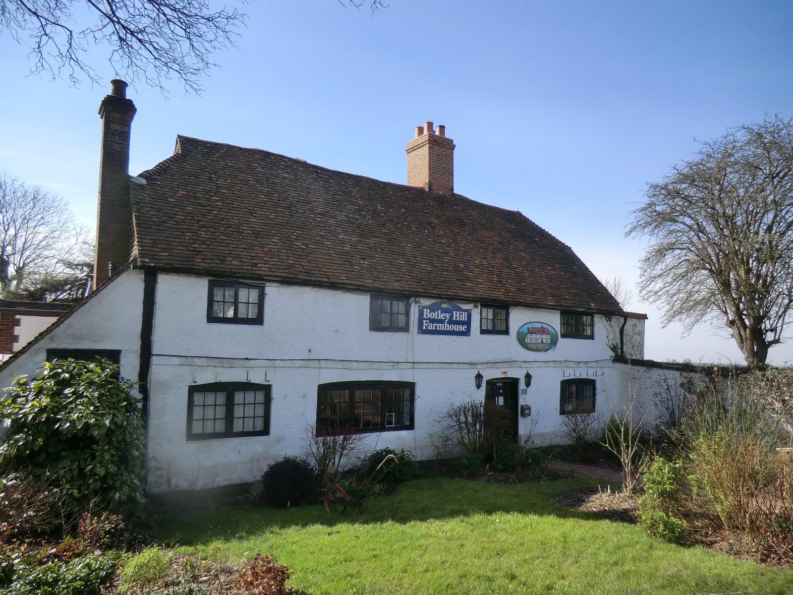 CIMG7052 The Botley Hill Farmhouse