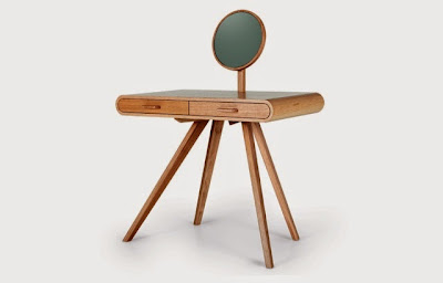 1960 Fonteyn Dressing Table by Steuart Padwick on Little House Lovely