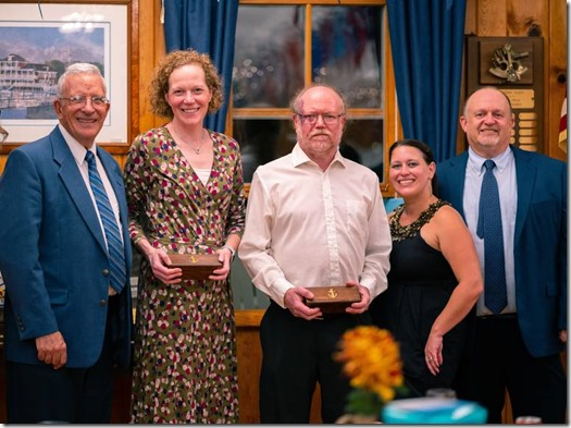 Baykeeper's honorees Oct 2018