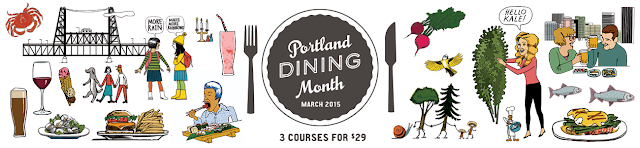 Portland Dining Month 2015
