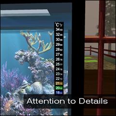 Poseidon Aquarium - Detail