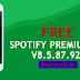 Spotify MOD APK 8.5.87.921 (Premium Unlocked)