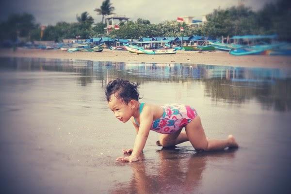 Diana ke pantai pangandaran