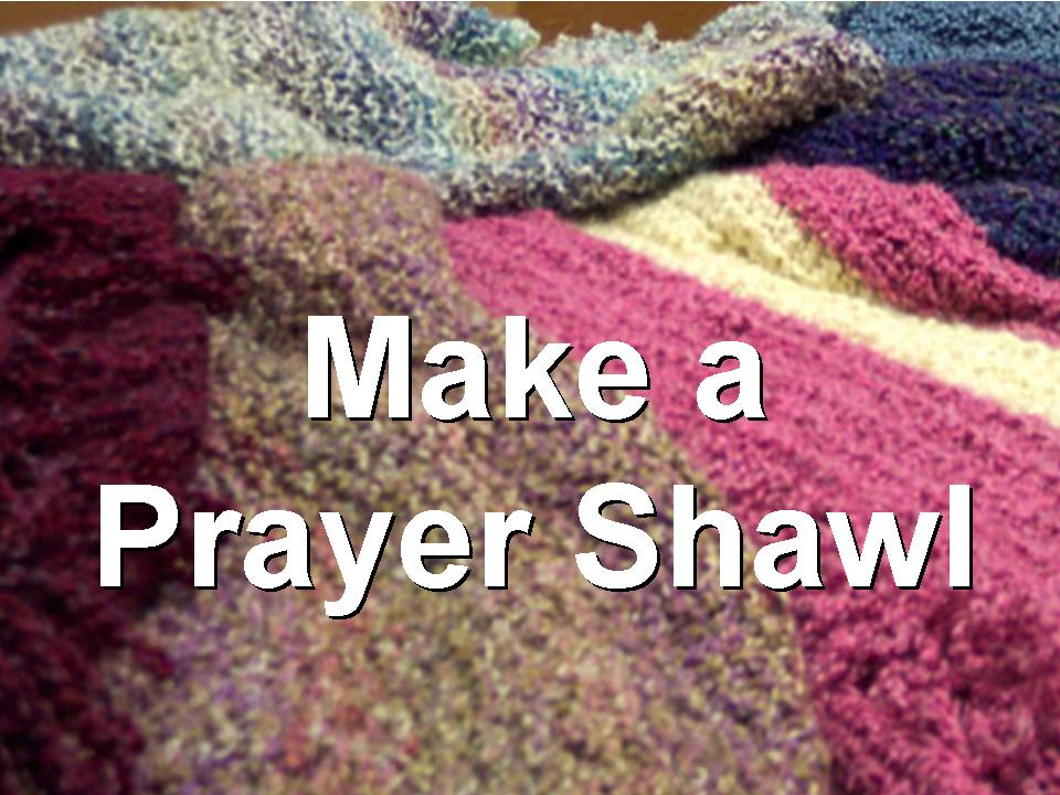 Prayer Shawl Pattern Knitting Church Of St Clare