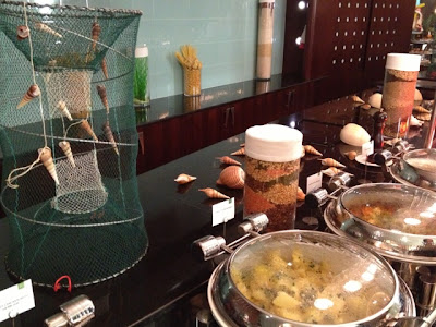 Fisherman's Night Theme at Petals Restaurant, Rose Rayhaan by Rotana