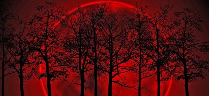 La ?luna roja? del 27 de septiembre... ¿de nuevo el fin del mundo?