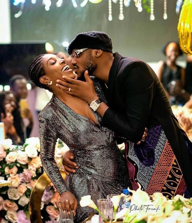 Entertainment Gist : 2Face Idibia's baby mama Pero spread a news  on her involvement in his rumoured marriage problem