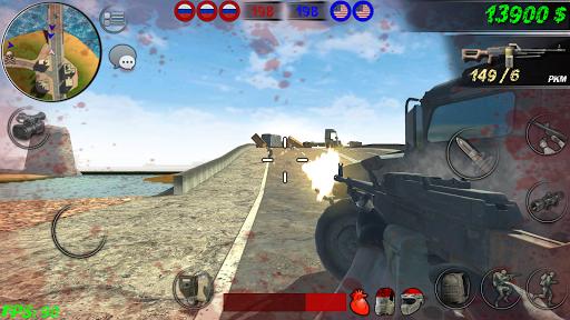 Land Of War screenshot 7