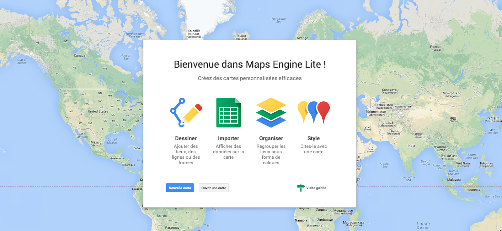lancement de google maps engine lite beta en fran ais forums des produits google. Black Bedroom Furniture Sets. Home Design Ideas
