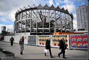 Rotunda atualmente - Foto Gazeta Wyborcza online