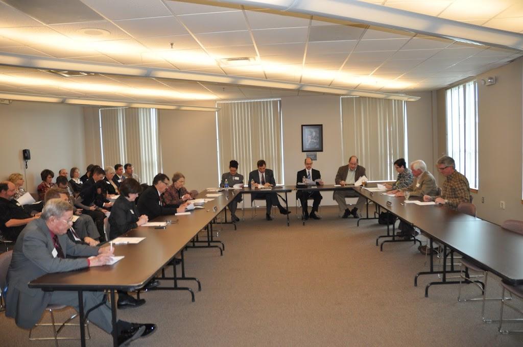 U of A System President Dr. Donald Bobbitt Visit - DSC_0254.JPG