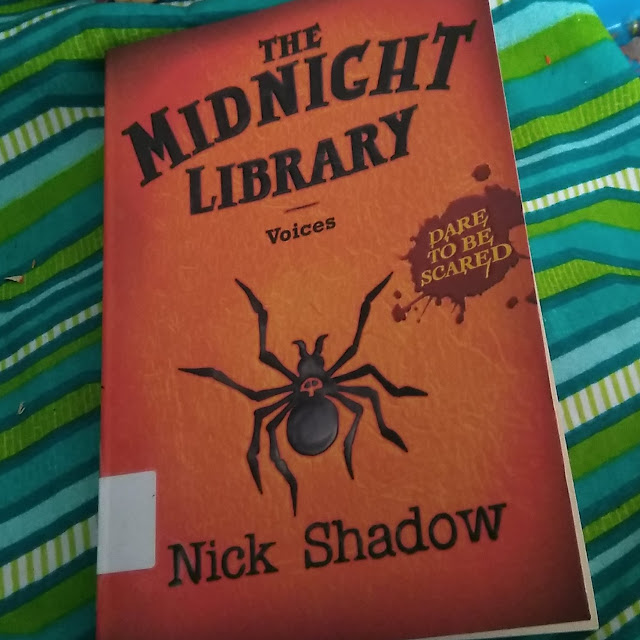 The Midnight Library : Voices (Vol I) by Nick Shadow